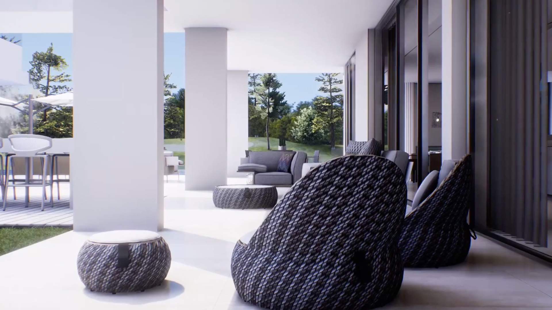 INTERIOR DESIGN, LUXURY LIVING CONCEPTS AND OUTDOOR LIVING ALGARVE, PORTUGAL